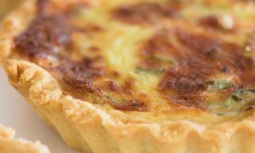 Potato-Onion-&-Brie-Tart