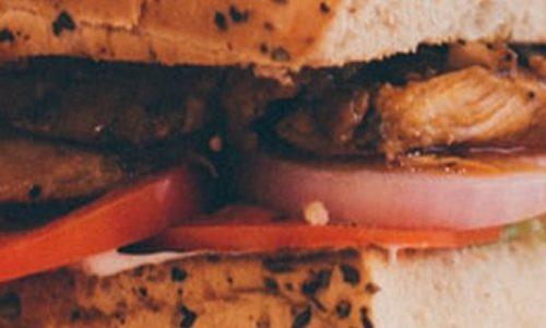 Sticky-Garlic-Chicken-Burger