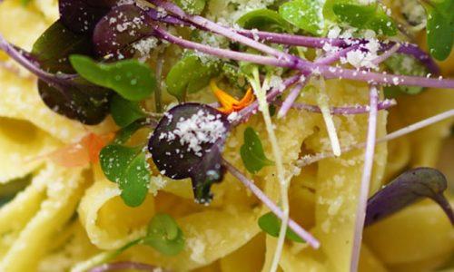 Tagliatelle-with-Scallops-Artichoke-&-Chorizo